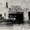 Chevy Garage - Lakeport, 1937